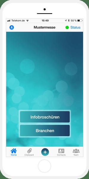 Digitale Leaderfassung